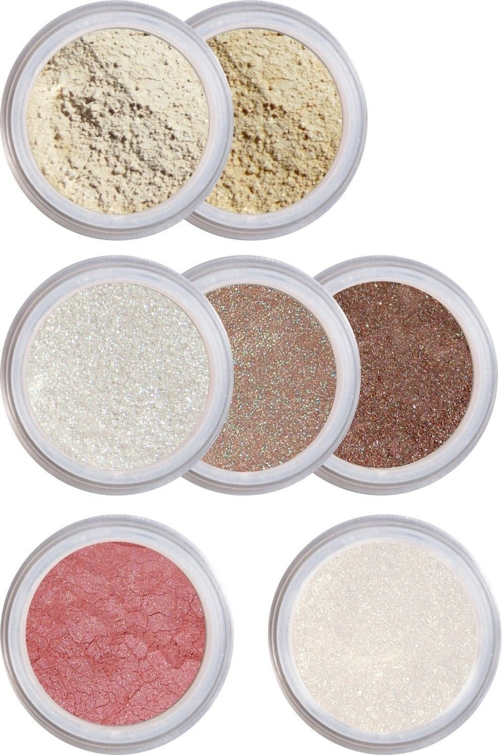 Getting Started Kit, Fair Minerals makeup, Natural