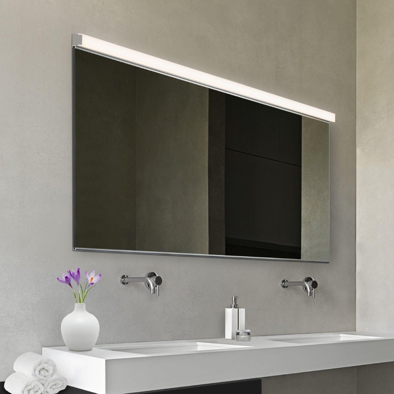 Sonneman Lighting Vanity Polished Chrome 48 Inch Slim Led Bath Bar