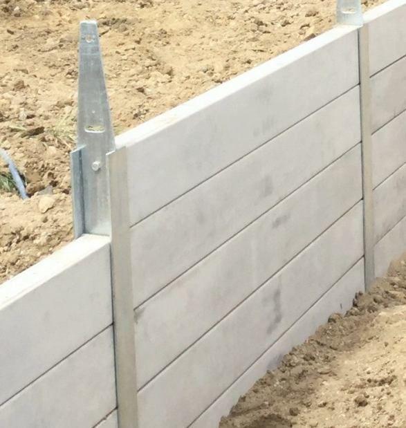 Aussie Concrete Products Beautiful Concrete Sleepers For Aussie Concre In 2020 Concrete Sleeper Retaining Walls Sleeper Retaining Wall Concrete Retaining Walls