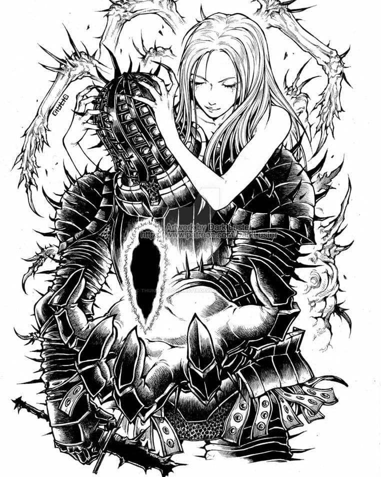 Raymond Facemyer On Instagram Darksouls Dark Souls Characters Dark Souls Dark Souls Art
