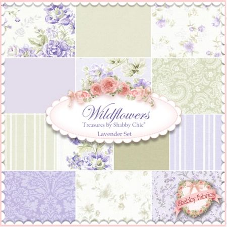 Cool Beautiful Shabby Chic Fabrics Wildflowers By Rachel Ashwell Home Interior And Landscaping Ologienasavecom