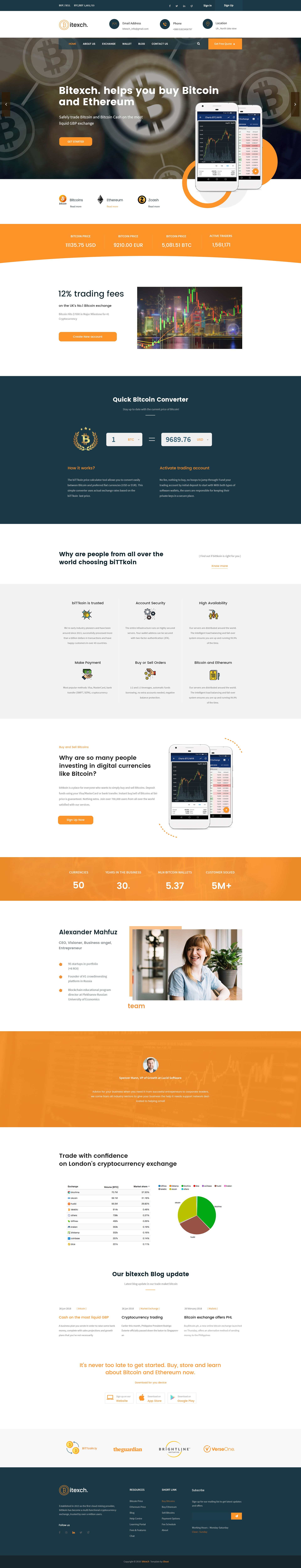 Digital Currency And Bitcoins Psd Template Digital Marketing Design Psd Templates Digital