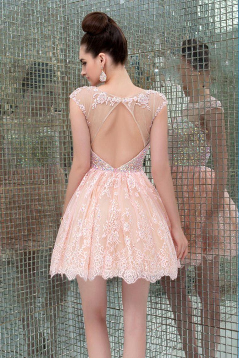 vestidos de fiesta cortos 2015 - Buscar con Google | Vestidos ...