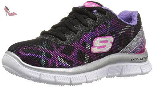 Skechers Appeal Pretty Please, Mädchen Sneakers, Pink - Rose (Rose Foncé), 29 EU