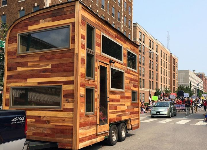 Homes On Wheels top 10 design ideas for tiny houses on wheels: compost toilet