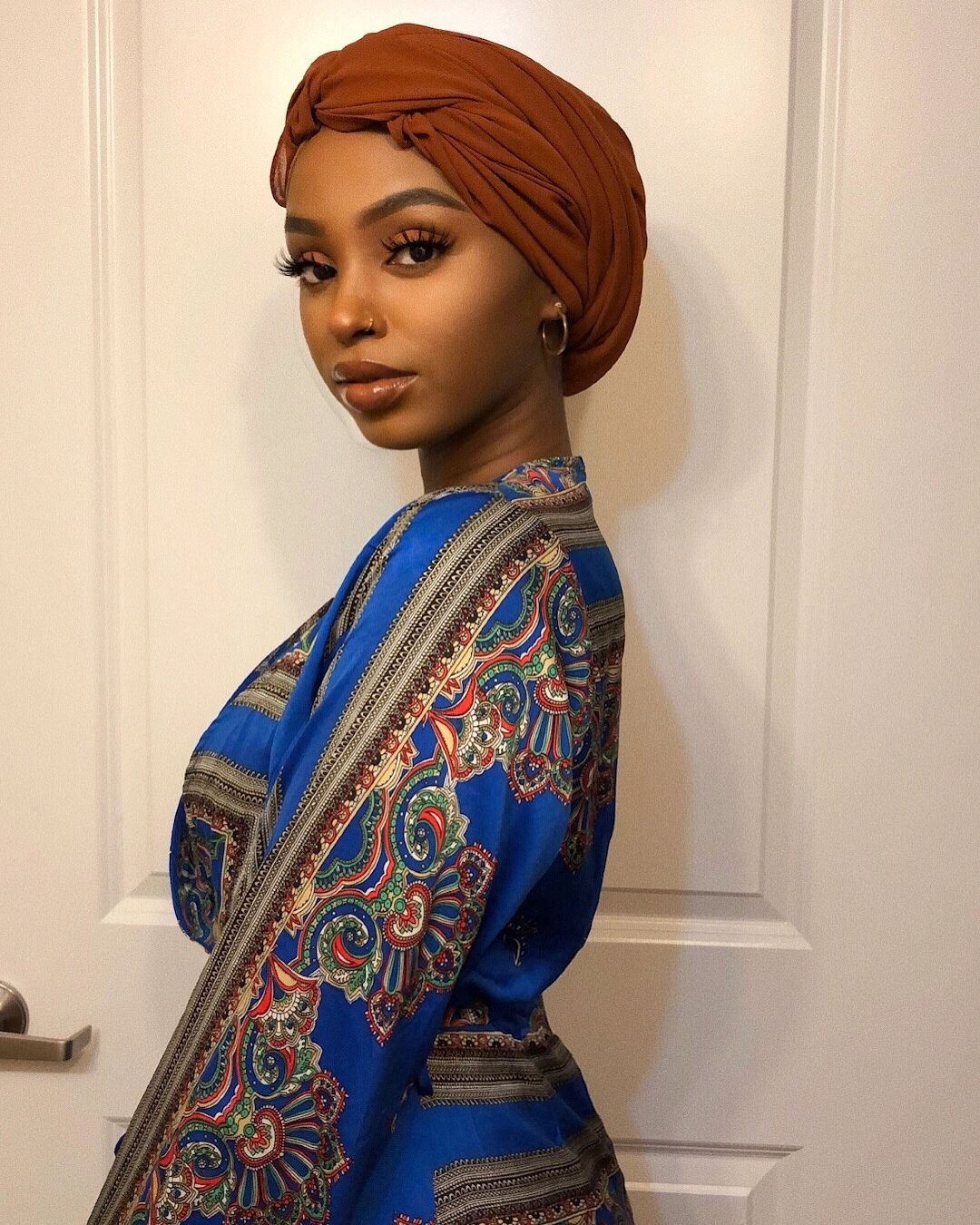 21 Headwrap Styles to Inspire Your Look | Headwraps #headscarfstyles