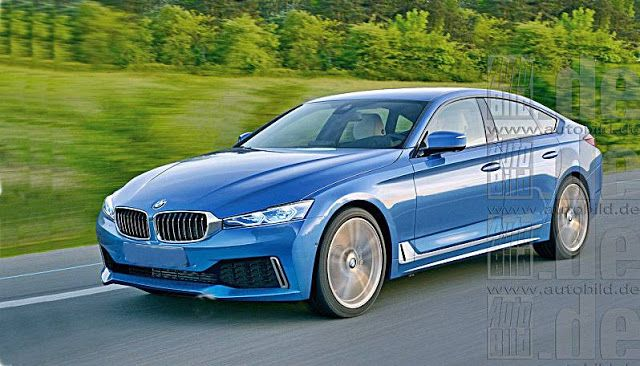 New BMW 4 Series Gran Coupe 2020