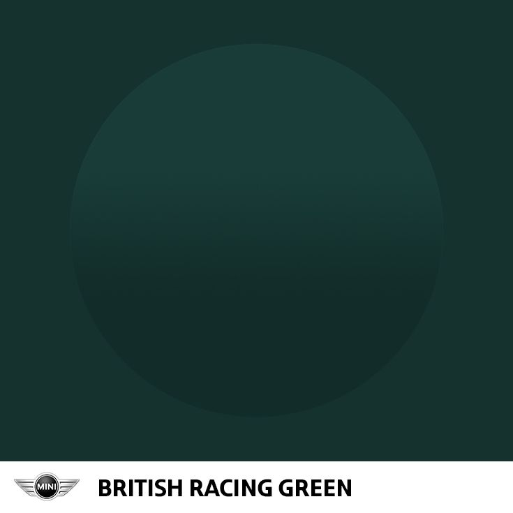 British Racing Green    Years Available: 2002-2010