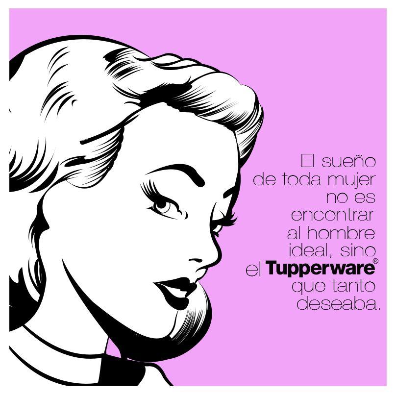 Quien Ya Encontro Su Tupperware Ideal Tupperware Tupperware Hombre Ideal Tarjetas
