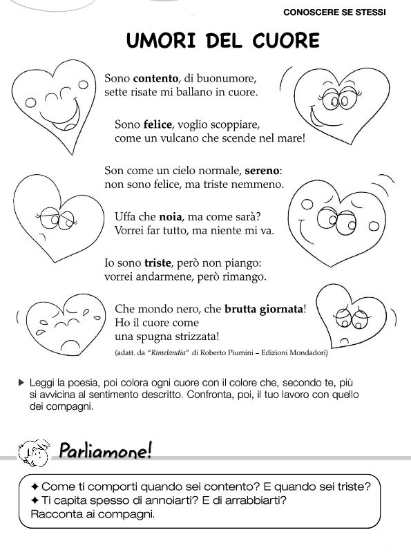 Célèbre Pin by Maestra CRi on Poesie e filastrocche | Pinterest | Italian  RH17