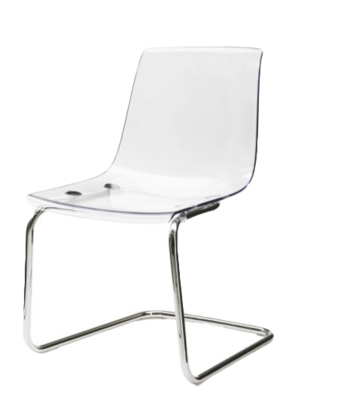 Good Vanity Chair Option (More Modern)  Tobias Chair IKEA