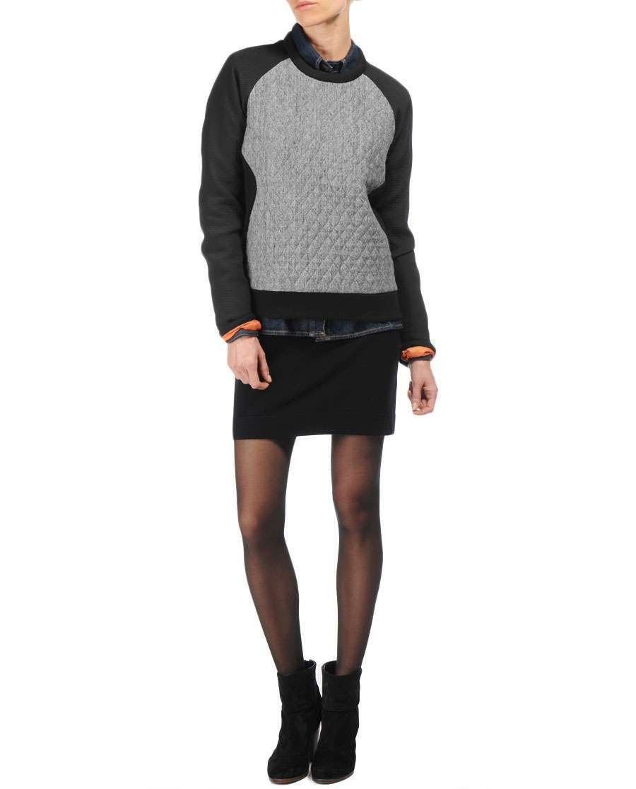 Rag And Bone Flight Sweatshirt
