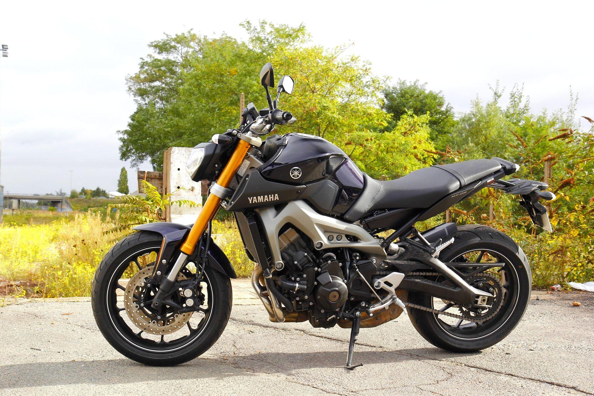 Moto yamaha scrambler cars motorcycles bobber forward mt09 yamaha - Yamaha Mt 09