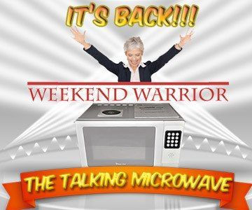 The Magic Chef Talking Microwave Oven Lowvision Blind Visionimpaired