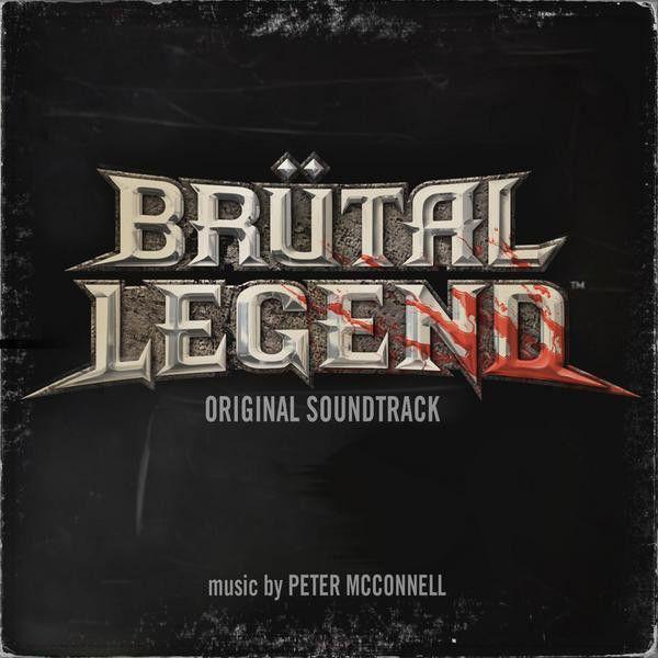 Peter Mcconnell Brutal Legend Original Soundtrack Vinyl Lp Album At Discogs Soundtrack Soundtrack Music Brutal Legend