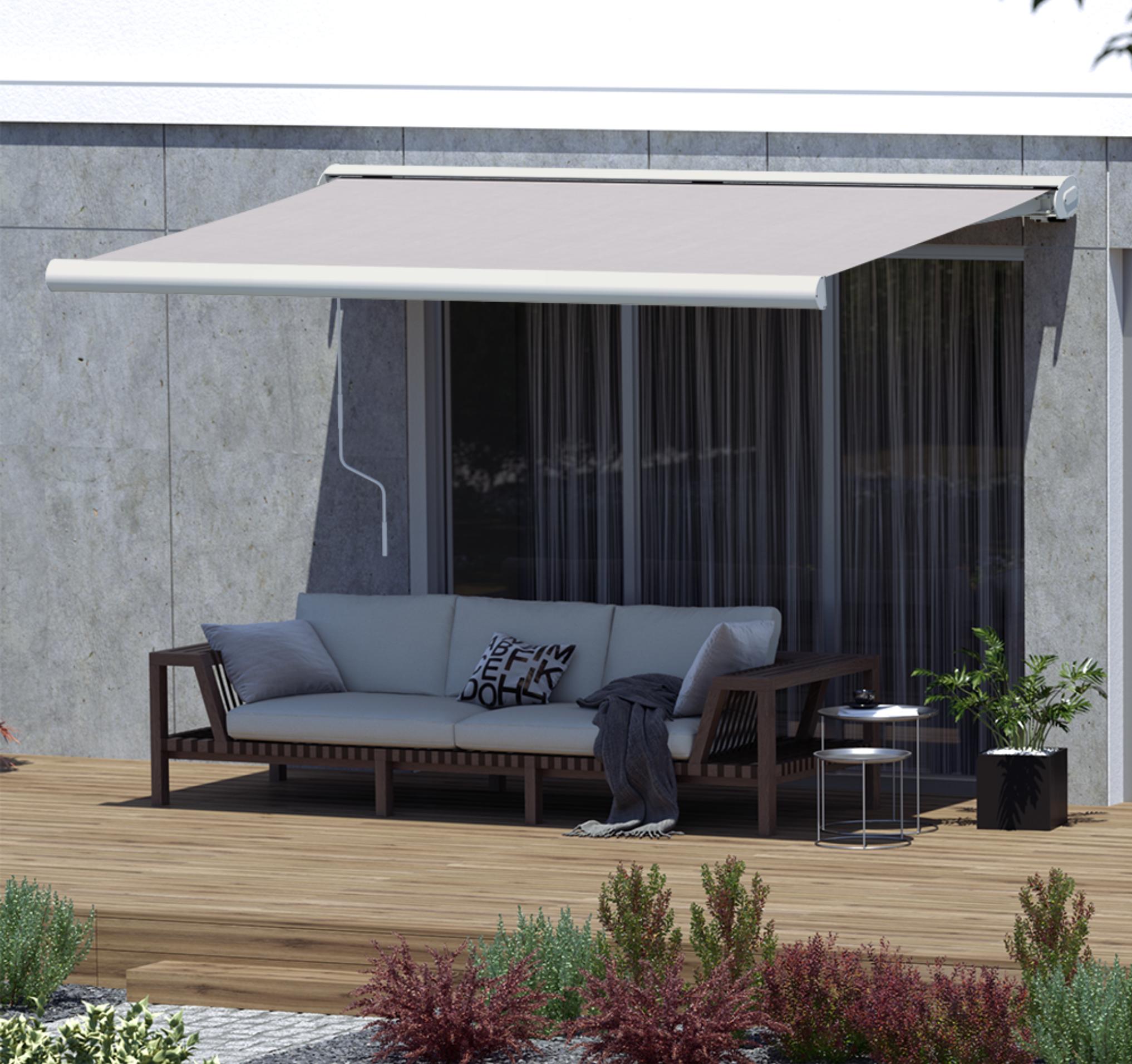 Moderne Zonneschermen Voor Het Terras Buitendecoraties Zonnescherm Terras