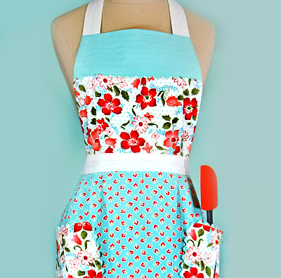 Free Sewing Patterns Aprons | Or get free patterns for making ...