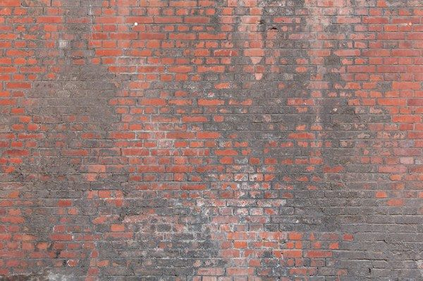 Papier Peint Brique Cuite Usée Loft | Deco | Pinterest | Papier