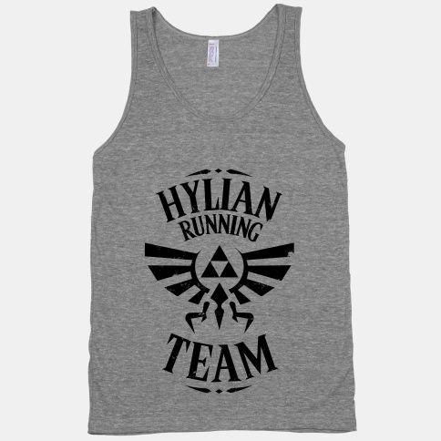 Hylian+Running+Team