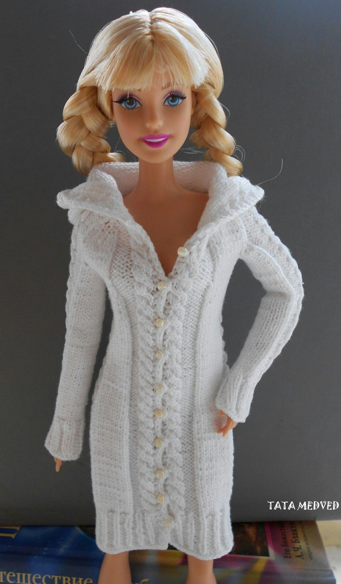 Pin von Ligia Torres auf Looks Barbie | Pinterest | Barbiekleidung ...