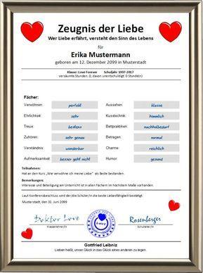 Testimony of love Certificate - Testimony of love Certificate -