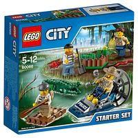 Lego City Swamp Police Set Lego John Lewis Lego City Police Lego For Kids Lego City