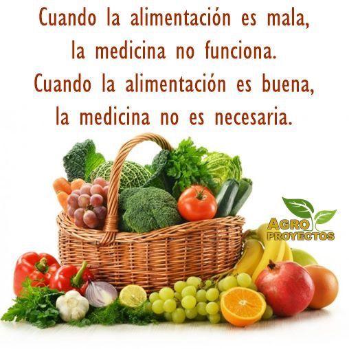 importancia de la nutricion para la salud