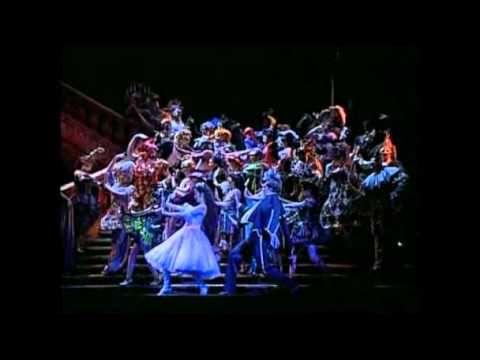 O Fantasma Da Ópera Brasil - Filmagem