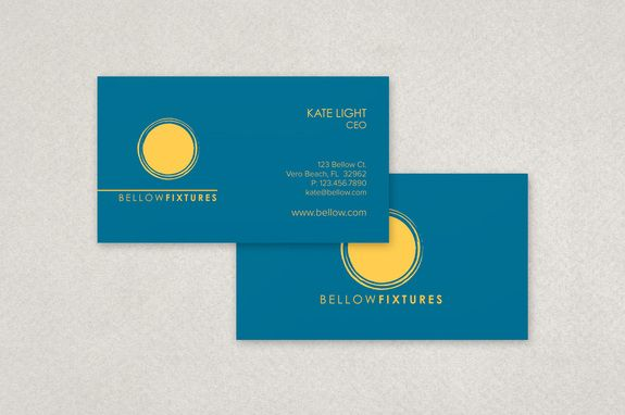 Lighting Retail Shop Business Card Template Inkd Business Card Template Design Yellow Business Card Business Cards Creative