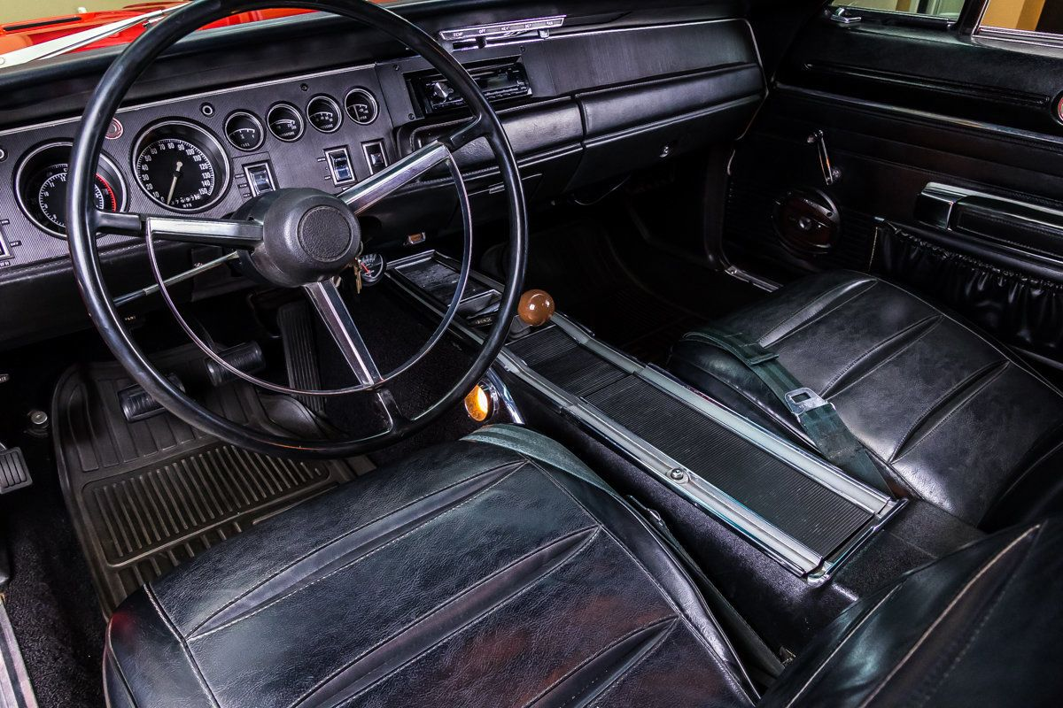 1968 Dodge Charger | Vanguard Motor Sales | old cars | Pinterest