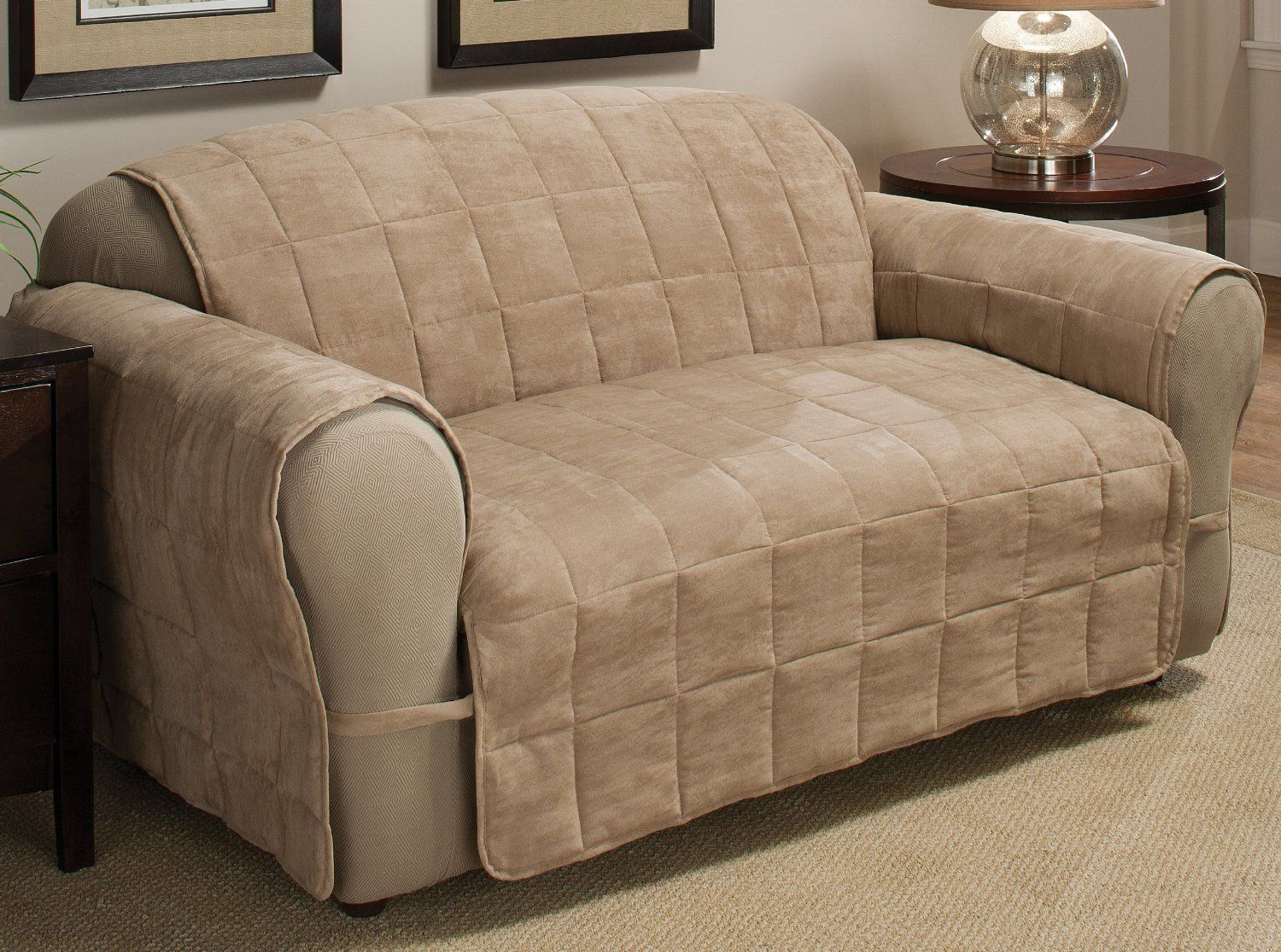 Pleasing 10 Best Sofa Cover For Leather Couch Elegant And Stunning Pabps2019 Chair Design Images Pabps2019Com