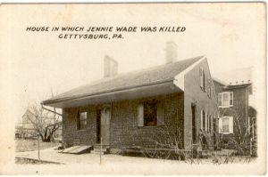 Gettysburg house