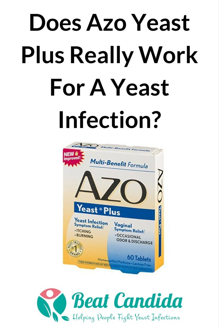 Does Azo Yeast Plus Really Work For A Yeast Infection ...