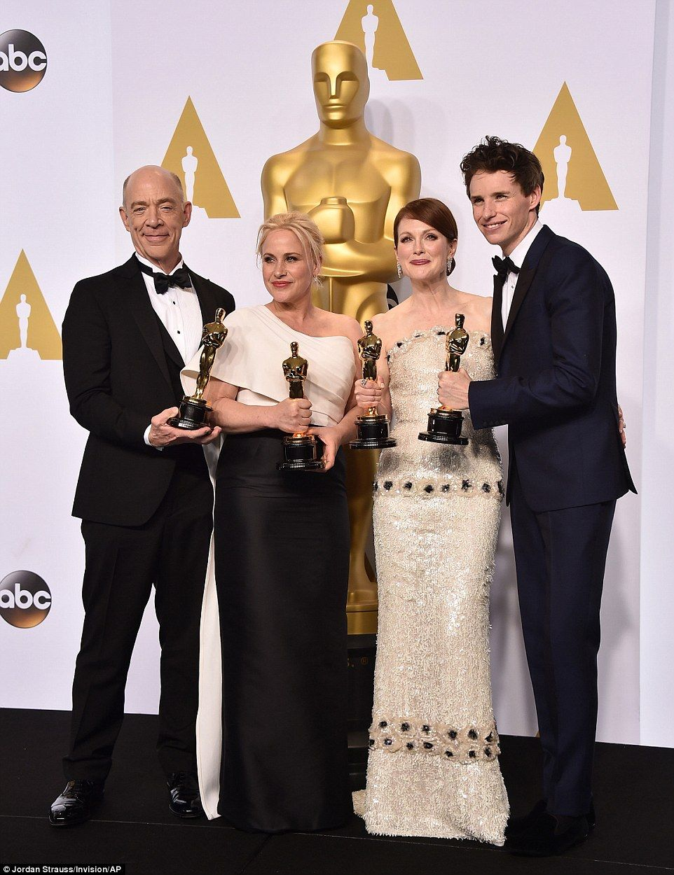 As It Happens The Academy Awards Get Underway In Los Angeles Best Actress Best Actress Award Oscar Winners