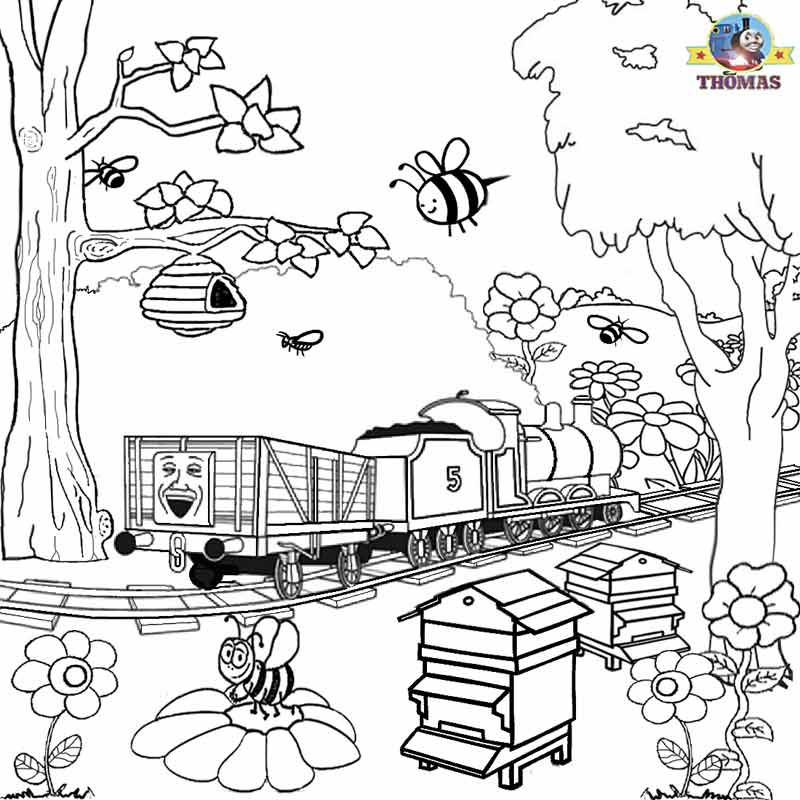 Thomas The Train Halloween Worksheets For Kids Thomas The Train Coloring Pages For Kids Printable Train Coloring Pages Coloring Pages Coloring Pages For Kids