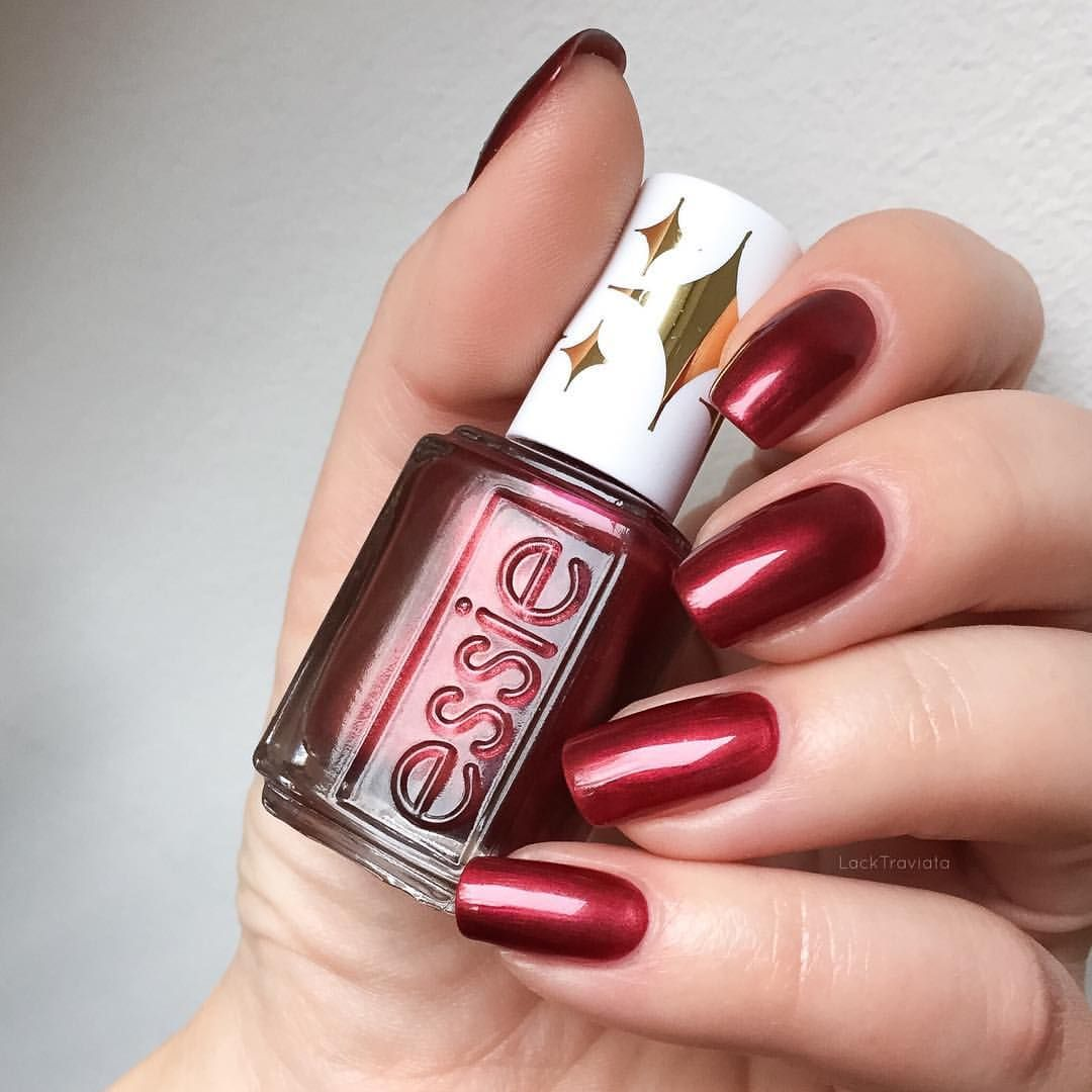Essie retro revival collection 2016 life of the party | Essie nail ...
