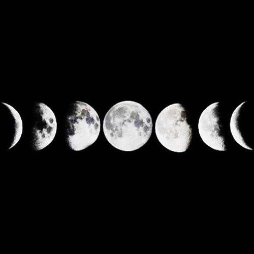 Pin By Cait Maccrimman On I See The Moon Moon Phases Tattoo Moon Phases Drawing Moon Tattoo