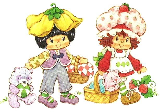 strawberry shortcake images clipart | Return to ...