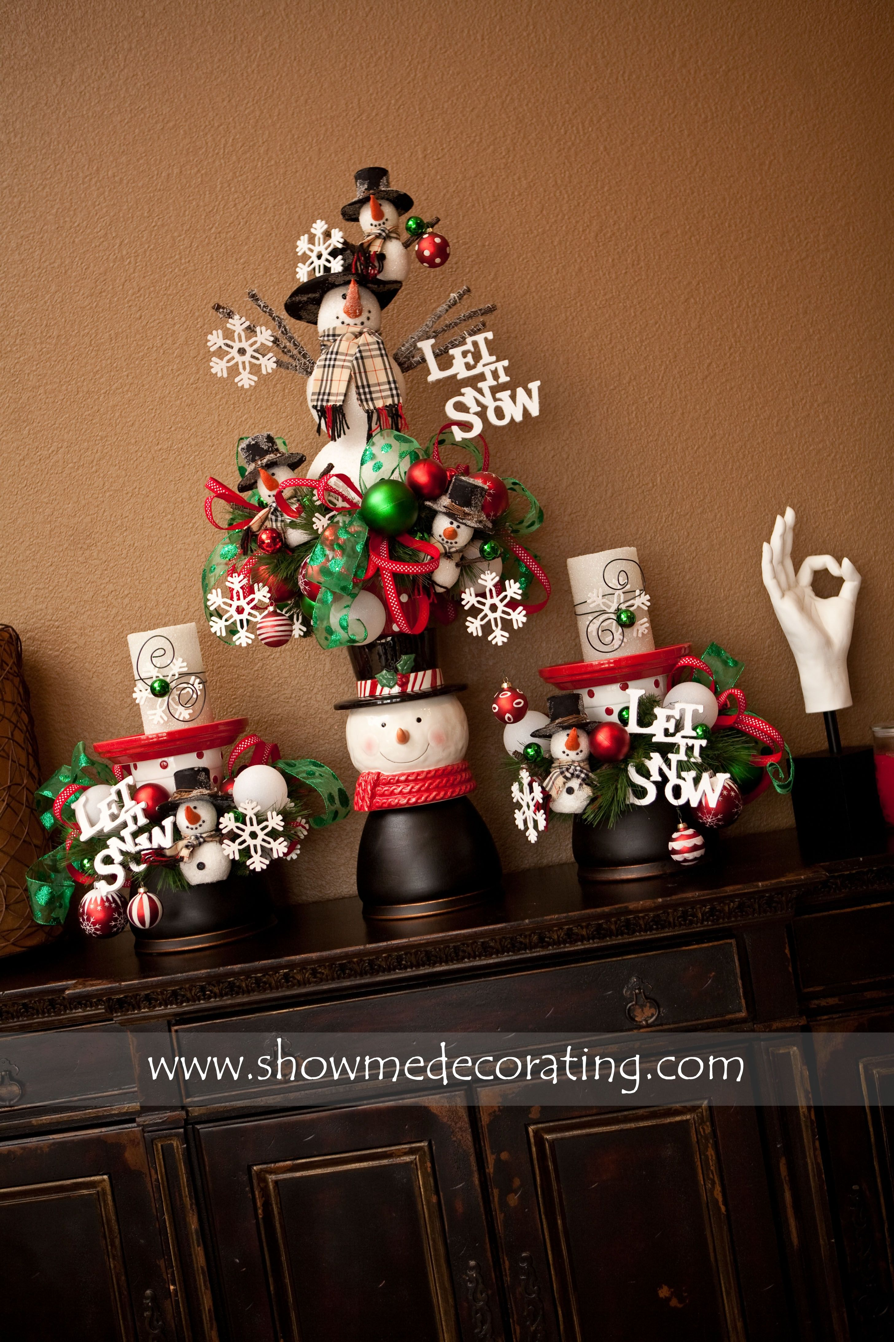 Fiber optic christmas snowman wreath decoration - Find This Pin And More On Christmas Time