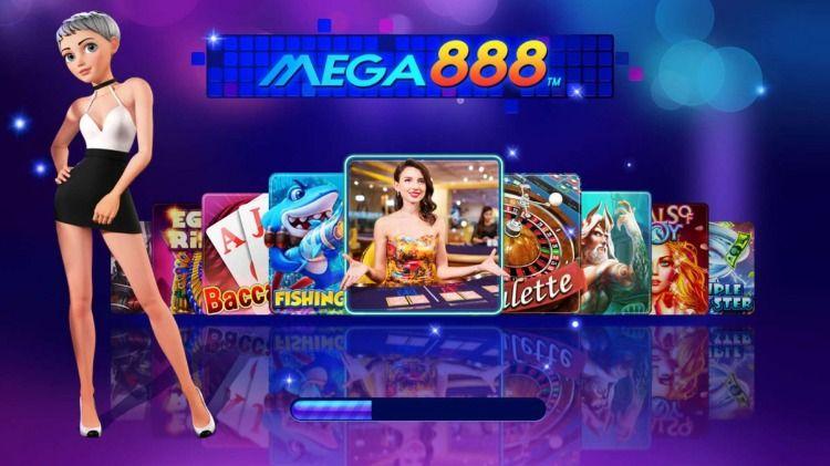 Mega888 Apk 2019