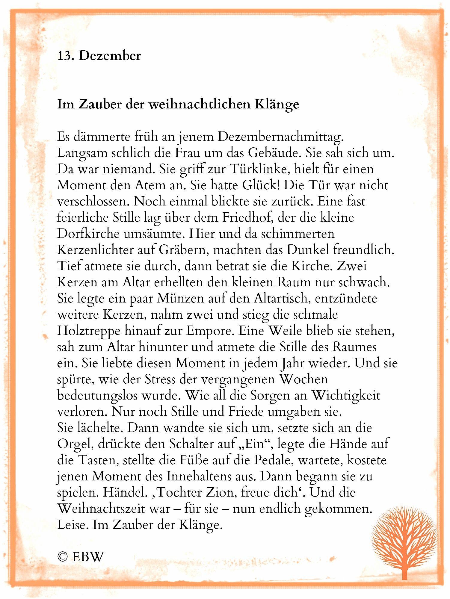 Bayerische Weihnachtsgeschichten