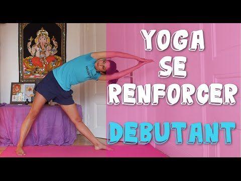 cours de yoga d butant pour le renforcement musculaire youtube vid os de yoga pour d butants. Black Bedroom Furniture Sets. Home Design Ideas