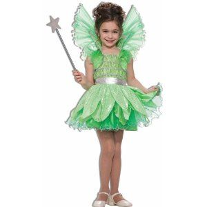 tinkerbell homemade costume finding a costume for a picky 11 year old girl can be - Tough Girl Halloween Costumes