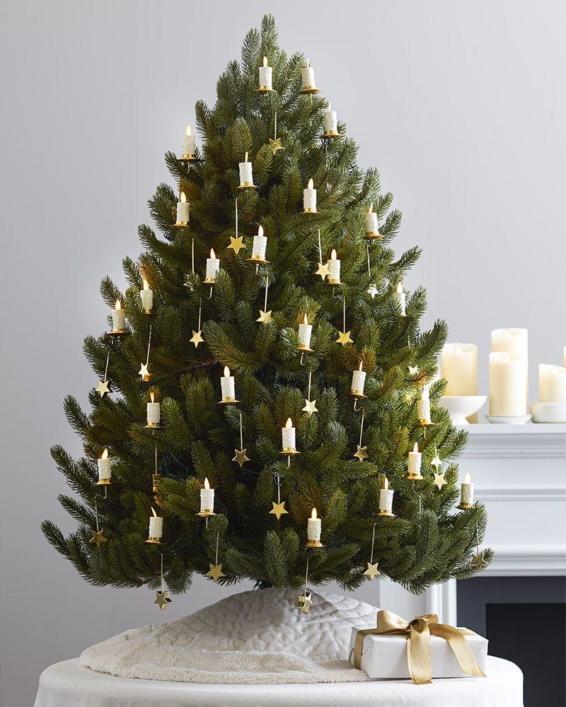 6 Miracle Flame Christmas Tree Led Candles Christmas Tree Candles Best Artificial Christmas Trees Led Christmas Tree