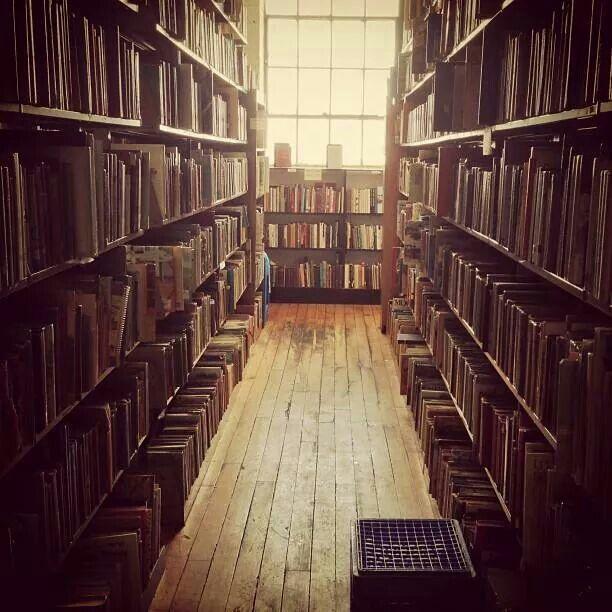 Nos encantan los libreros de sabiduría.