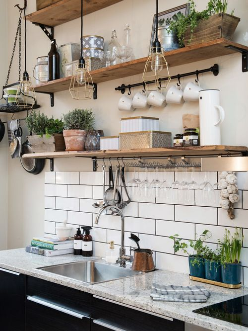 Small Kitchen Design Ideas U0026 Remodel Pictures | Houzz