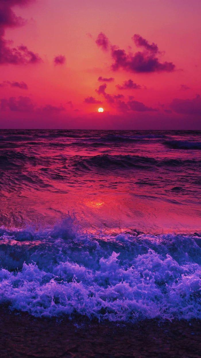 Wallpaper For Any Iphone Ocean Wallpaper Sunset Wallpaper Cloud Wallpaper