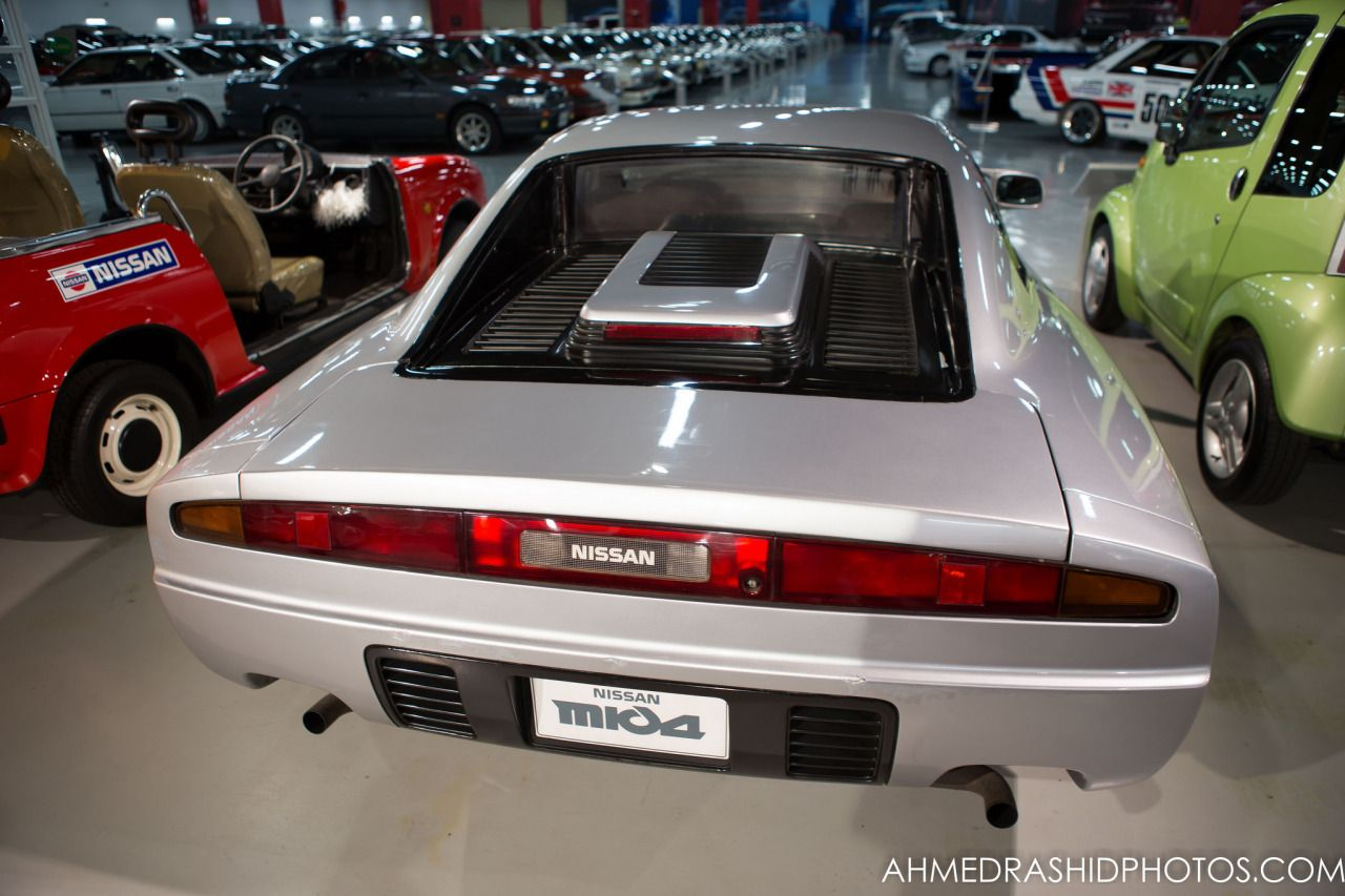 1987 Nissan Mid4 II Concept By A300zx4pak Cool Things