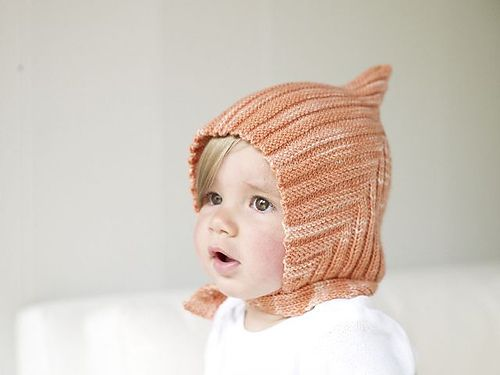 d6a8fc610be Stella Pixie Hat  Vintage knitting pattern free on Ravelry. Works for boy  or girl.  neutral  hat  knit