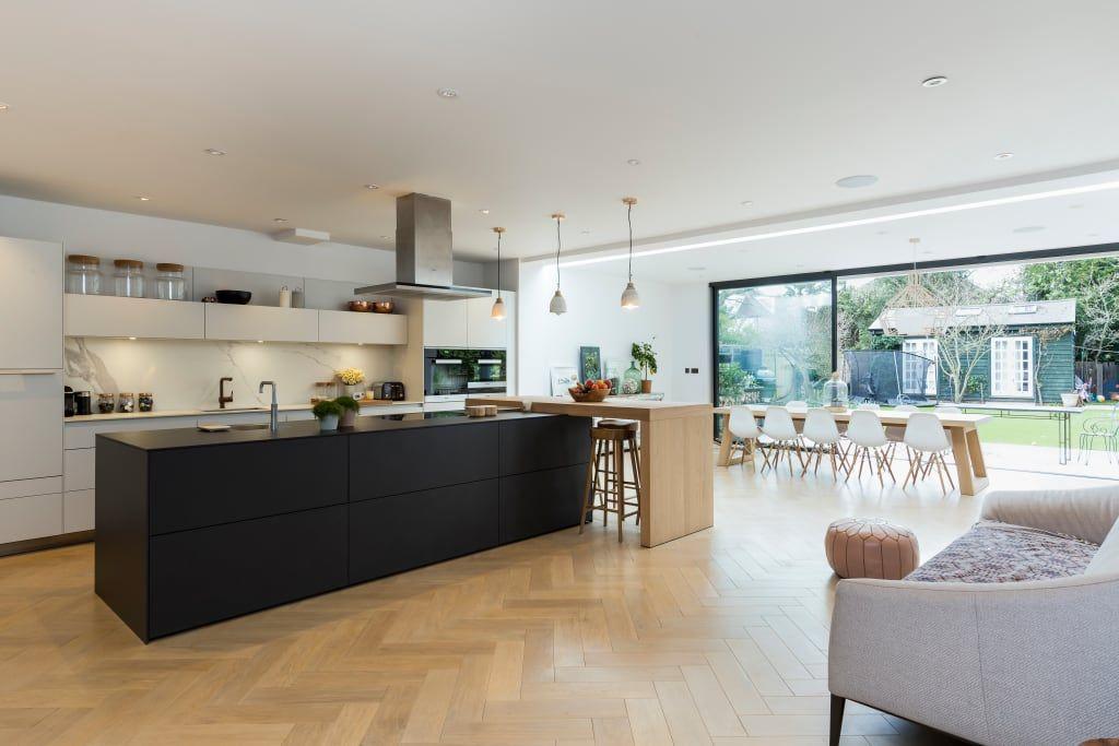 Mooie Eclectische Woonkeuken : Eclectische keuken door vcdesign architectural services in